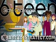 6 teen - Skate Challenge Icon