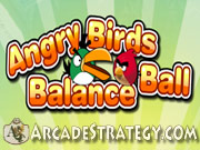 Angry Birds Ball Balance Icon