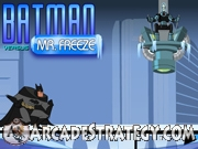 Batman Vs Mr. Freeze icon