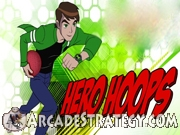 Ben 10 - Hero Hoops Icon