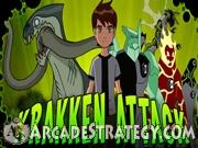 Ben 10 - Krakken Attack Icon