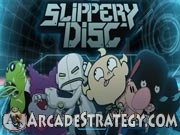 Ben 10 - Slippery Disc Icon