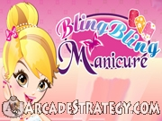Bling Bling Manicure icon
