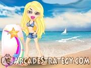 Bratz Surfing Icon