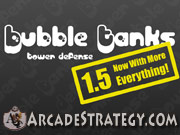 Play Bubble Tanks TD 1.5