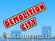 Demolition City Icon