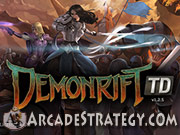 Play Demonrift TD