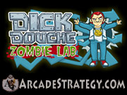 Dick Douche Zombie Lab Icon