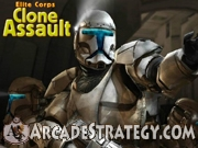 Play Elite Corps: Clone Assault