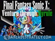 Final Fantasy - Sonic X2 Icon