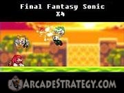 Play Final Fantasy - Sonic X4