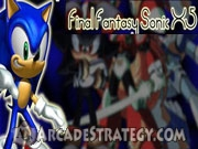 Play Final Fantasy - Sonic X5