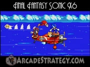 Final Fantasy - Sonic X6 Icon