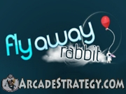 Fly Away Rabbit Icon