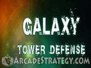 Play Galaxy -Tower Defense