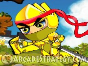 Play Golden Ninja