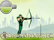 Green Arrow - Training Academy Icon