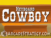 Keyboard Cowboy Icon