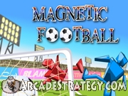 Magnetic Football Icon