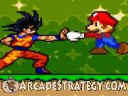 Mario Vs Goku - Animation Icon