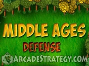 Middle Ages Defense Icon