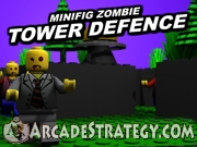 Minifig Zombie TD Icon