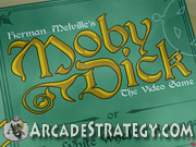 Moby Dick The Video Game Icon