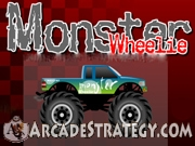 Monster Wheelie icon
