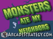 Monsters Ate My Neighbors Icon