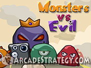 Monsters vs Evil Icon