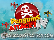 Play Penguins Attack 4