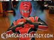 Power Rangers - Defense Academy Icon
