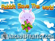 Rabbit Save The World Icon