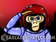 Rocket Monkey Icon