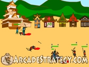 Play Samurai Defense