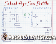 School Age: Sea Battle Icon