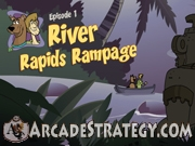 Scooby Doo - River Rapids Rampage Icon
