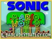 Sonic Lost in Mario World 2 Icon