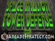 Play Space Invasion Tower Defense 2