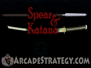 Spear and Katana Icon