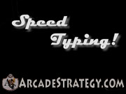 Speed Typing Icon