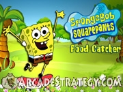 Sponge Bob - Food Catcher Icon