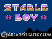 Stable Boy Icon