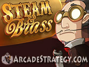 Steam and Brass Icon