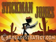 Stickman Jones Icon