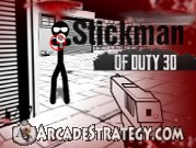 Play Stickman Of Duty 3D