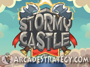 Stormy Castle Icon