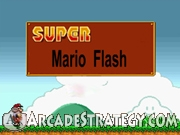 Super Mario Flash Icon