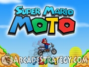 Super Mario Moto Icon