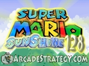 Super Mario Sunshine 128 Icon